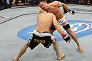 Jake Ellenberger vs Sean Pierson