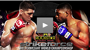 Two fighters with the firepower to back up their tough talk will go head-to-head on April 9th. Check out Nick Diaz and Paul Daley hurling fists and trash talk with equal ease.