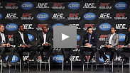 Watch the historic Q&A with all seven current UFC champions on stage together for the first time ever.