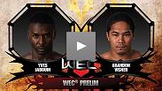 WEC® Faber vs Mizugaki Prelim: Yves Jabouin vs  Brandon Visher