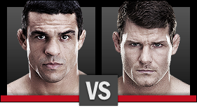 UFC on FUEL TV Belfort vs. Bisping