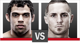 UFC 161 Ao vivo de Winnipeg