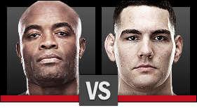 UFC 162 En direct de Las Vegas