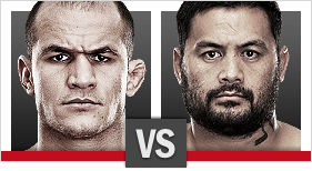 Junior Dos Santos vs. Mark Hunt