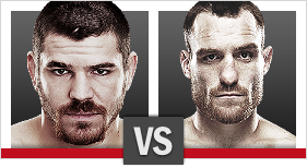 Jim Miller vs. Pat Healy