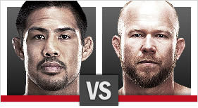 Mark Munoz vs. Tim Boetsch