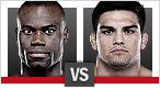 Hall vs. Gastelum