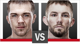 Bryan Caraway vs. Johnny Bedford