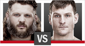 Roy Nelson vs. Stipe Miocic