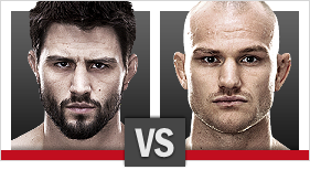 UFC: Condit vs. Kampmann 2 Live on CMore