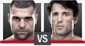 UFC: Shogun vs. Sonnen Live on ESPN