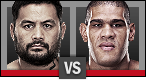 Mark Hunt vs. Antonio Silva