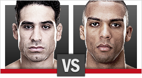 Danny Castillo vs. Edson  Barboza