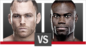 Chris Leben vs. Uriah Hall