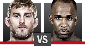 UFC Fight Night Gustafsson vs Manuwa