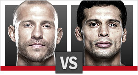 Donald Cerrone vs. Adriano Martins