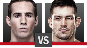 Rory MacDonald vs. Demian Maia
