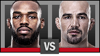 Jon Jones vs. Glover Teixeira