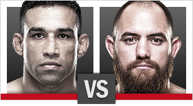 FOX UFC Saturday Werdum vs. Browne