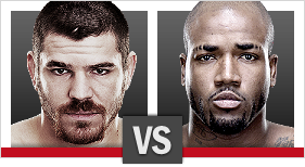Jim Miller vs. Bobby Green