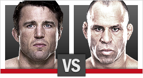 UFC Fight Night Sonnen vs. Wanderlei