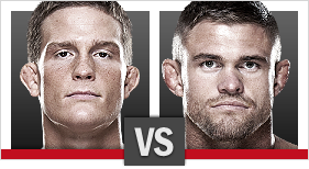 Erik Koch vs. Daron Cruickshank