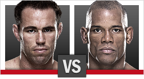 Jake Shields vs. Hector Lombard