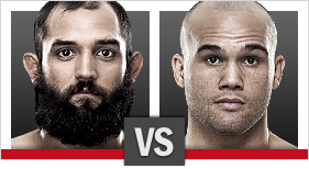 Johny Hendricks vs. Robbie Lawler