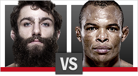 Michael Chiesa vs. Francisco Trinaldo