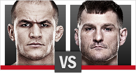 Junior Dos Santos vs. Stipe Miocic