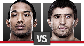 UFC Fight Night Henderson vs. Khabilov