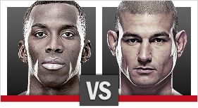 Anthony Njokuani vs. Vinc Pichel