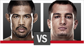 UFC Fight Night Munoz vs. Mousasi