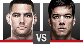 UFC 175 Weidman vs Machida