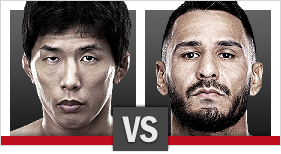 Takeya Mizugaki vs. Francisco Rivera