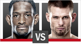 Neil Magny vs. Tim Means