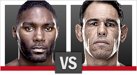 Anthony Johnson vs. Antonio Rogerio Nogueira