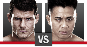 UFC Fight Night Bisping vs. Le