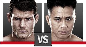 UFC ファイトナイト ビスピン vs. リー