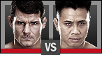 Michael Bisping vs. Cung Le