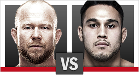 Tim Boetsch vs. Brad Tavares