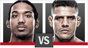 UFC ファイトナイト ヘンダーソン vs. ドス・アンジョス