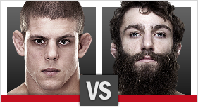 Joe Lauzon vs. Michael Chiesa