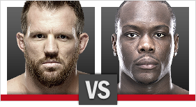 UFC Fight Night Ryan Bader vs Ovince Saint Preux