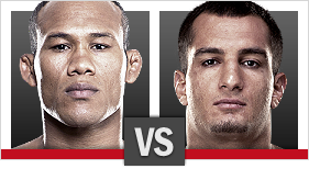 UFC Fight Night Jacare vs Mousasi