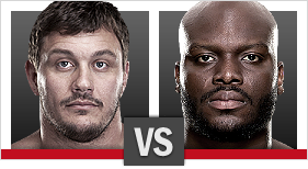 Matt Mitrione vs. Derrick Lewis