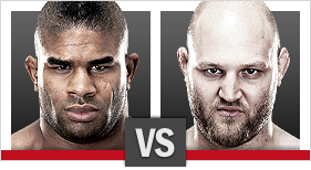 Alistair Overeem vs. Ben Rothwell