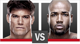 Josh Thomson vs. Bobby Green