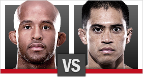 Demetrious Johnson vs. Chris Cariaso