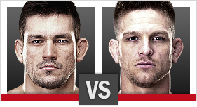Demian Maia vs. Mike Pyle